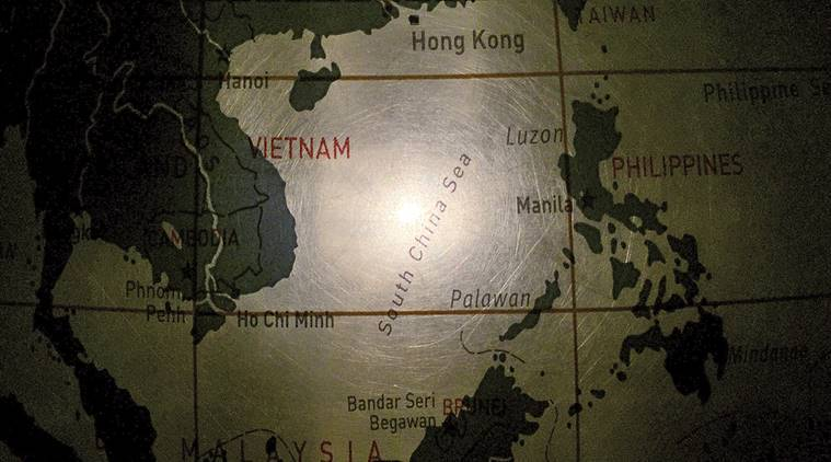south china sea, china, vietnam, SCS tension,  south china sea dispute