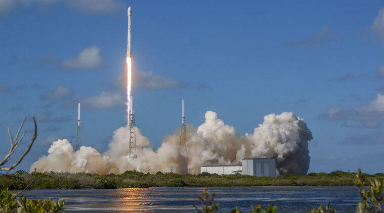 Space X, Falcon 9 rocket, Israeli communications satellite, Cape Canaveral Air Force Station, Falcon 9 launch, Space X, Sapce X launch, Kennedy Space Center,Space X launch news, Space X news, Space X latest, Latest Tech news, International news, world news