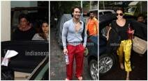 Shah Rukh Khan, SRK, Tiger Shroff, Jacqueline Fernandez, John Abraham, Alia Bhatt, Kunal Kapoor, Entertainment