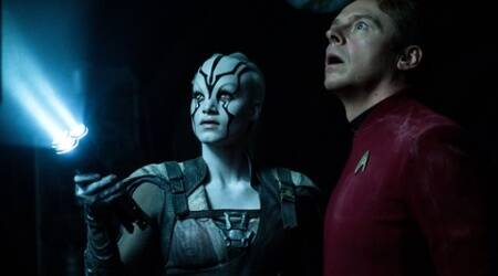 Star Trek Beyond, Star Trek Beyond movie review, Star Trek Beyond review, Star Trek Beyond film review, Star Trek Beyond hollywood review, Star Trek Beyond movie stars, Star Trek Beyond ratings, movie review, review, Hollywood movie review, Entertainment