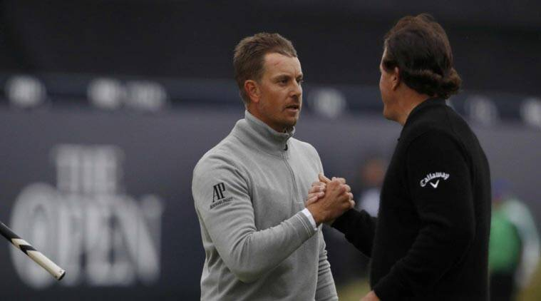 Welcome To Sportmasta 39 S Blog The Open 2016 Henrik Stenson V Phil Mickelson Was Heaven Sent