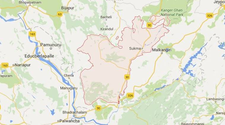 naxal, naxalite, Chhattisgarh, Chhattisgarh naxal, naxalite killed, Sukma, Sukma district, encounter, police encounter, naxal encounter, naxalite encounter, india news