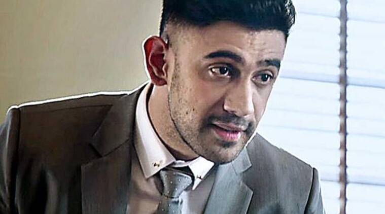 Amit Sadh as Salman Khan-starrer Sultan's Akash Oberoi.