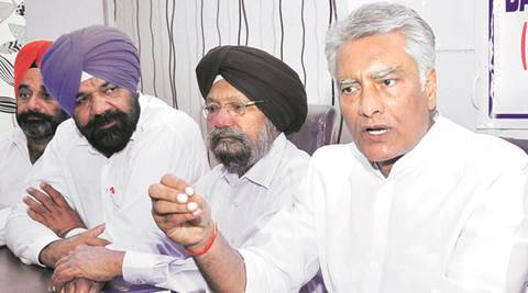 Badals missing in action, says Sunil Jakhar
