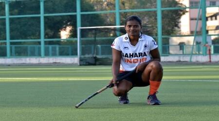 Sunita Lakra, India vs New Zealand, IND vs NZ, Pukekohe, Asian Games, Rio Olympics, Women's Asian Champions Trophy, Women's Hockey World League, sports news, hockey news, indian express