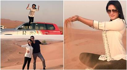 Sunny Leone scorched Dubai: Her 6 pics you won't be able to live without