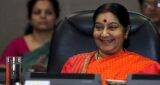 Sushma Swaraj Hits Back At Nawaz Sharif, Says Pakistan's Kashmir Dream Will Never Be Realized