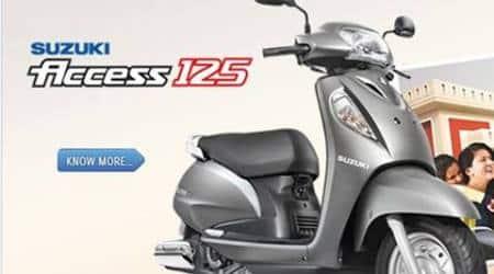 suzuki, suzuki scooter, scooters, Access 125, suzuki Access 125, new scooters, new scooters in 2016