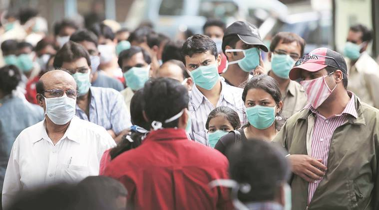 Last year, 152 swine flu cases were registered with 34 deaths.