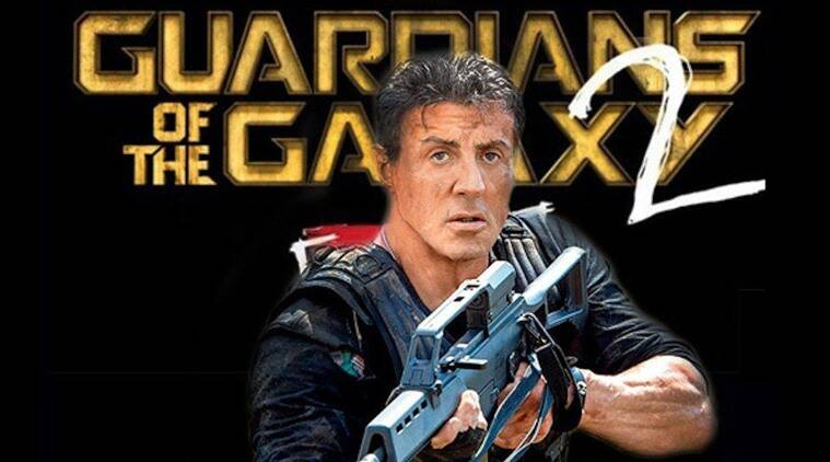 Guardians of the Galaxy 2, Sylvester Stallone, Sylvester Stallone Guardians of the Galaxy 2, Guardians of the Galaxy 2 starcast, Guardians of the Galaxy 2 release, Guardians of the Galaxy 2 latest news, Sylvester Stallone movies, Sylvester Stallone upcoming movies, Sylvester Stallone latest news, entertainment news