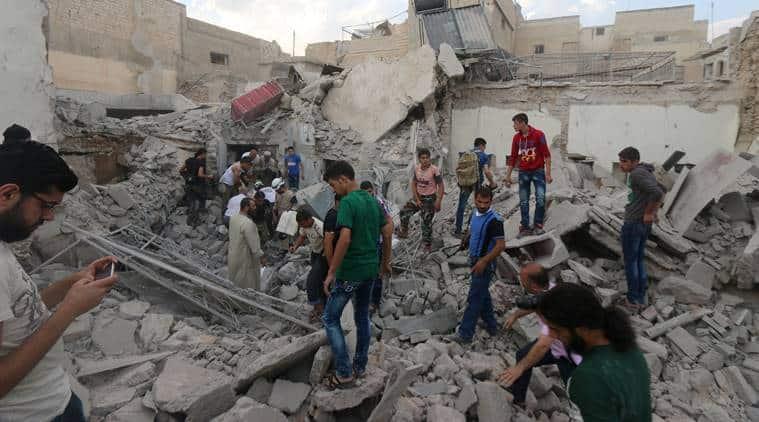 img ALEPPO, Syria