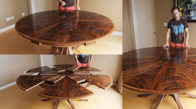 Wouldn t it be absolutely amazing to have these really for Really cool dining tables