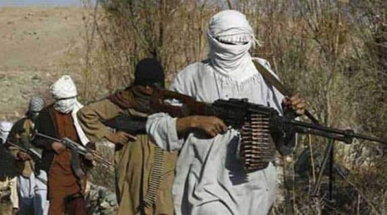 Taliban, Afghan forces, Afghanistan, Afghan, Kandahar, Afghanistan, Afghan, Afghan province, threats, Taliban threats, Tarin Kot, world news, indian express