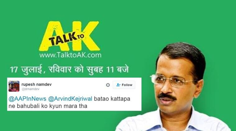 This is what Twitterati wants to ask AK