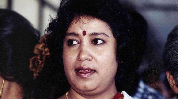 Bangladeshi author Taslima Nasreen s residence permit extended by one