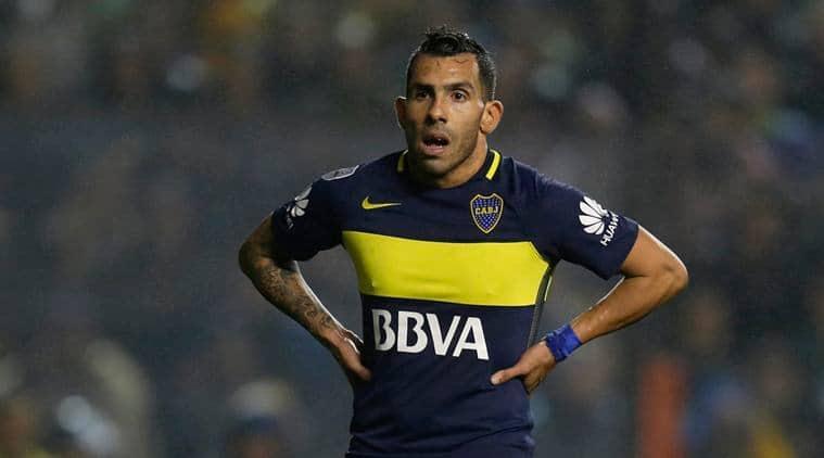 Carloz Tevez, Tevez, Tevez Boca Juniors, Boca Juniors, Copa Libertadores, Boca Juniors Copa, River Plate, Independiente, football news, football