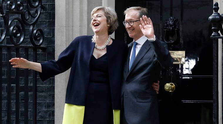 british prime minister, theresa may, pm, british, prime minister, eu, european union, politics, personal life, private life, bedroom, cooking, britain, british pm, britain news, theresa may news, world news, indian express news