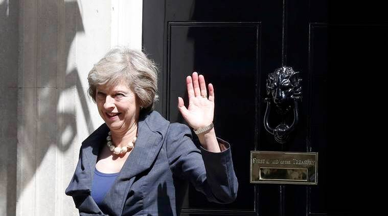Incoming PM May set to shake up UK Cabinet | The Indian Express