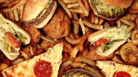 fast food effects, junk food effects, study fast food, study junk food, fast food health effect, unhealthy diet effect, immune system harmed, indian express, indian express news