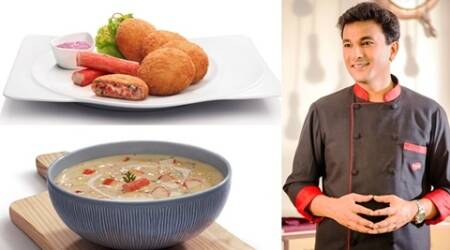 Ready in 30 mins or less: These crab recipes by chef Vikas Khanna are ideal for a lazy brunch
