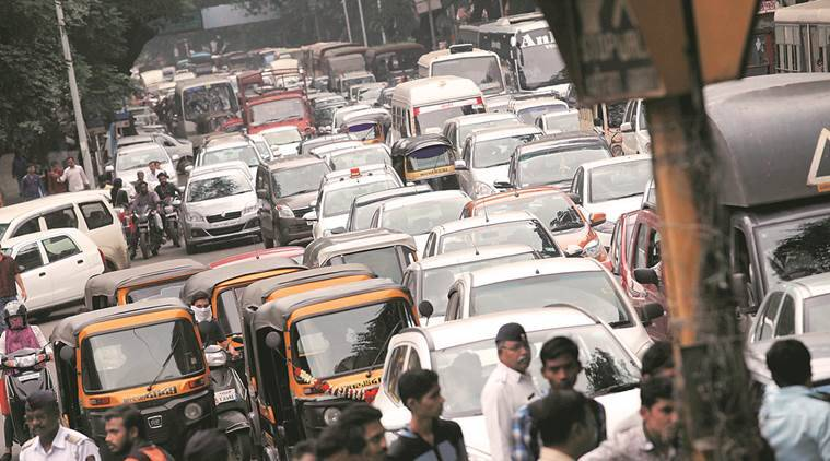 pune pollution, pune traffic, pune roads, pune vehicles, pune air, pune environment, pune news