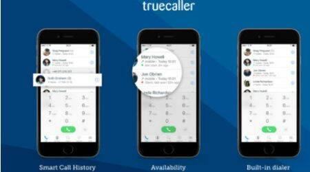 Truecaller for iOS updated with Smart Call History, Availability and built-in dialer