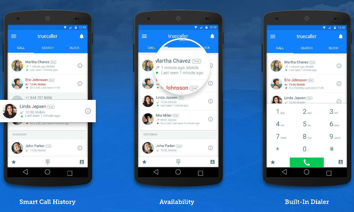Truecaller for iOS updated with Smart Call History, Availability and