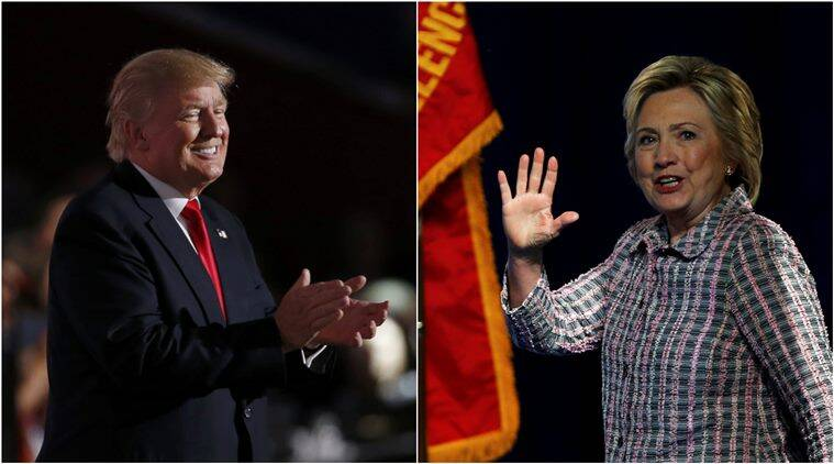 donald trump, hillary clinton, trump clinton, us elections 2016, us presidential elections, us republican party, us democratic party, Bernie Sanders, Tim Kaine, mike pence, usa news, america news, world news, indian express column