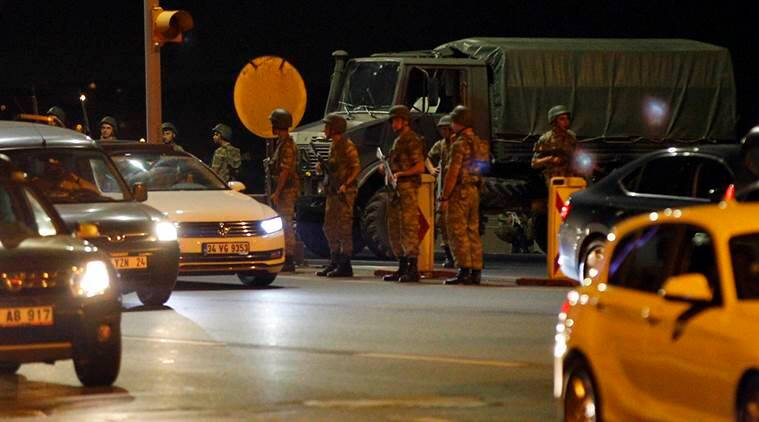 What we know — Turkey military coup