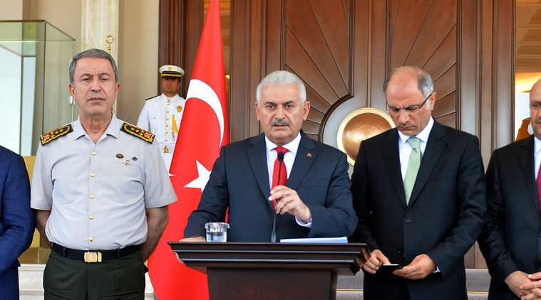 Turkey removes more than 2700 judges following coup attempt