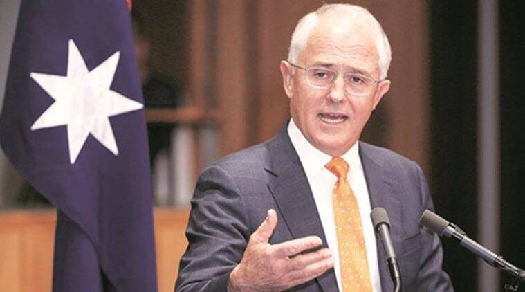 Australia, Malcolm Turnbull, Turnbull Australia first, Australian first policy, America first, World news, Indian Express