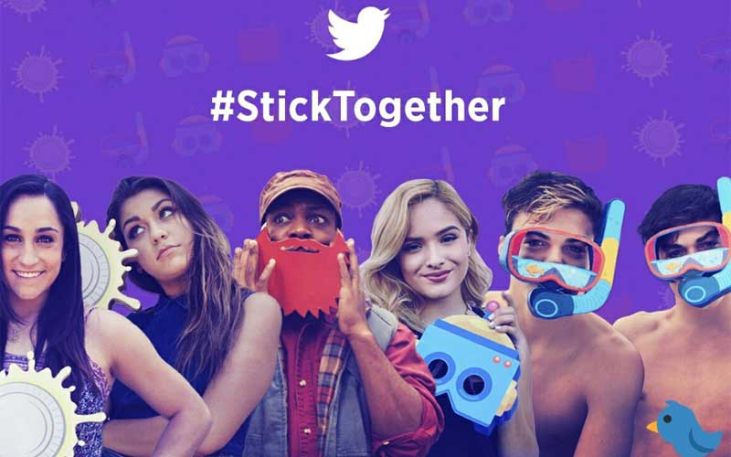 Twitter, Twitter Stickers, Twitter results, Twitter Stickers how to use, Stickers on Twitter photos, Twitter photos Stickers, Twitter vs Snapchat, technology, technology news
