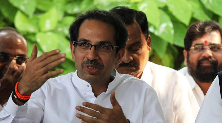 Shiv Sena, uddhav thackeray, shiv sena president, shiv sena on presidential nominee, dalit candidate for president, dalit votes, udhhav thackeray targets bjp, maharashtra news, indian express news