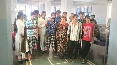Una victims discharged from Rajkot hospital