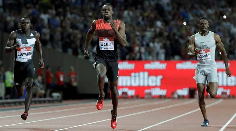 'Sprint King' Usain Bolt focused on completing 'triple ...