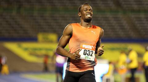 usain bolt, rio olympics, bolt olympics, rio olmpics trials, usain bolt trials, 100 m race trials, bolt 100 m race, bolt rio olympics trials, sports news, athletics, latest news