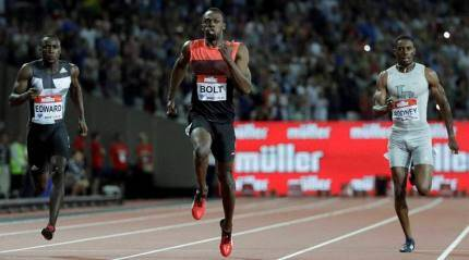 Bolt ready to strike at Rio after fitness scare