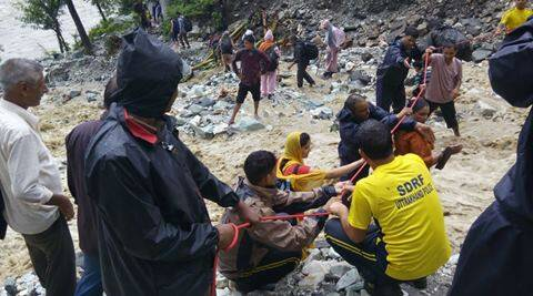 Uttarakhand, Uttarakhand cloudburst, Uttarakhand cloudburst death, Pithoragarh, Pithoragarh rainfall, Pithoragarh cloudburst, Uttarakhand death, Uttarakhand rainfall, india news