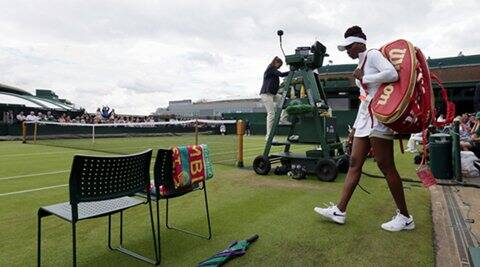 Wimbledon 2016: Venus Williams accuses Wimbledon of sex  discrimination over court schedule