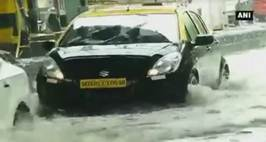 Rains Lash Mumbai, Throw Normal Life Out of Gear