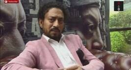 Exclusive Interview With Irrfan Khan On Madaari, His Bollywood Journey &More