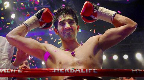 Be careful what you wish for, Amir Khan to Vijender  Singh