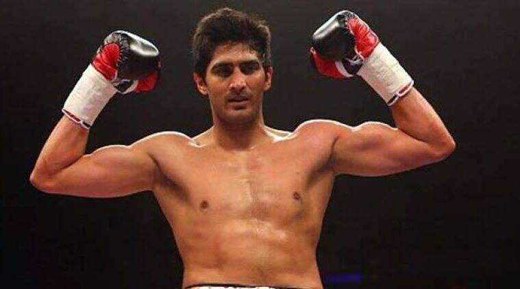 Two Indo-Thai bouts added to Vijender Singh's Asia title fight night. (Source: Twitter)