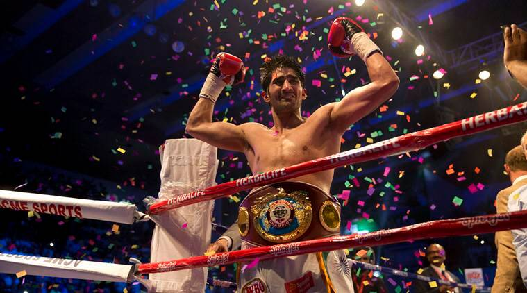 Vijender Singh, Vijender, Kerry Hope, Vijender quotes, Vijender dedication, Vijender India, Vijender win, Vijender pro boxing, boxing news, boxing