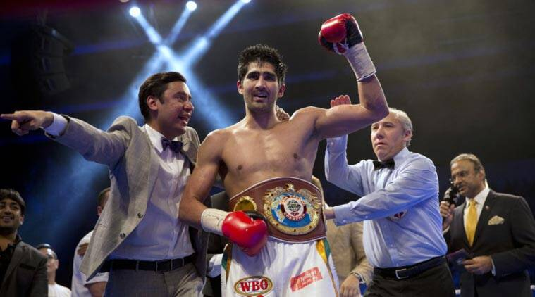 Vijender Singh, Vijender Singh Kerry Hope, Vijender Singh vs Kerry Hope, Vijender Singh Kerry Hope, Vijender WBO Asia Pacific title, Sports