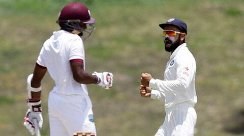India vs West Indies, Ind vs WI, Inida, West Indies, Ind vs WI first test, Virat Kohli, Kohli, Ian Bishop, Cricket