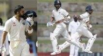 India vs West Indies 1st Test, Ind vs WI 1st Test, India West Indies 1st Test, India West Indies Day 1, Ind vs WI Day 1, Virat Kohli, Shikhar Dhawan, Cricket Photos, Cricket