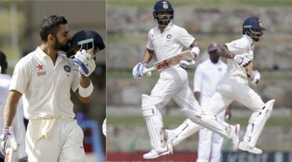 India vs West Indies, 1st Test Day 1: Skipper act as Virat Kohli hits unbeaten 143
