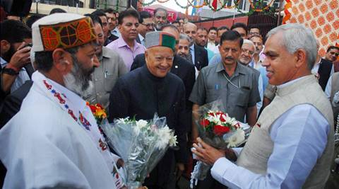 Temple takeover on public demand, it's not a private property: Himachal CM Virbhadra Singh