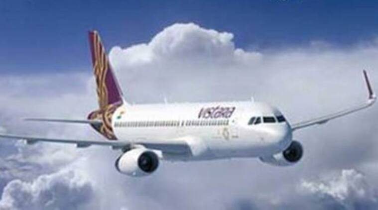Vistara, Vistara flight service, Vistara Delhi-Bengaluru flight services, Delhi-Bengaluru flight services, indian express news